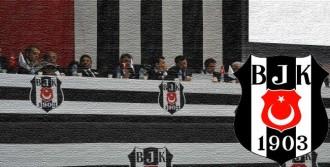 Beşiktaş'ta Çoğunluk Sağlanamadı