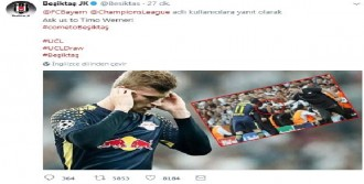 'Bizi Timo Werner'e Sorun'