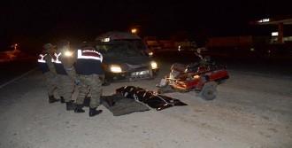 Besni'de Kaza: 1 Ölü, 3 Yaralı