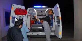 Besni'de Otomobil Devrildi: 3 Yaralı