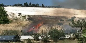 'Beyaz Cennette' Korkutan Yangın