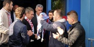 Yanal Trabzon'a Geldi