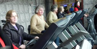 Engelli ve Anneleri Sporda