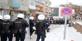 Bingöl'de Polis Müdahalesi
