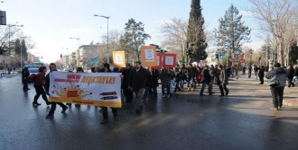 Birlik Haziran Hareketi'nden Yürüyüş
