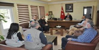 Bm'nin TIR'ları Suriye'ye Geçti