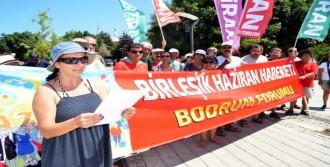 Birleşik Haziran Hareketi Eylemi