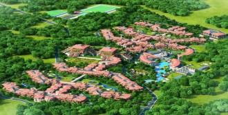 7500 Kişilik Termal Kasaba Yükseliyor