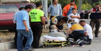 Bolu'da Kaza: 3 Yaralı