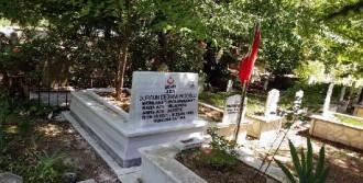Bolu'da Şehit Mezarları Yenilendi