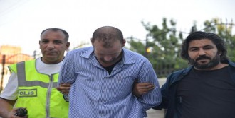 Kuru Sıkı Tabancayla Banka Soymak İsterken Yakalandı