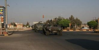 Bordo Bereliler, Suriye Sınırındaki Kilis'e Geldi