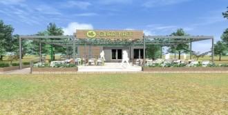 Bornova Büyükpark'a Çınar Kafe