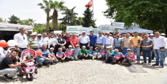 Bornova'da Bahar Temizliği Başladı