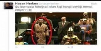 Bornoz Eleştirisi Koltuğundan Etti
