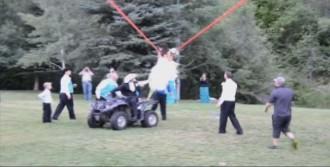 Amerika'da İlginç Düğün