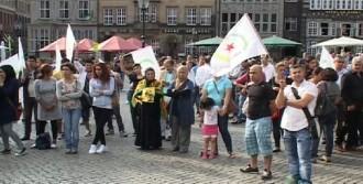 Bremen'de Suruç'taki Kanlı Saldırı Protesto Edildi