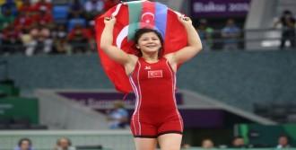 'Hedefim Olimpiyatlara Vize Almak'