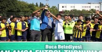 Buca Belediyesi Futbol Turnuvası Sona Erdi