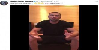 Burak Yılmaz: Trabzonspor İle Şampiyonluk Yaşamaya Geliyorum