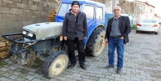 Burhaniye'de 17 Aracın Lastikleri Kesildi