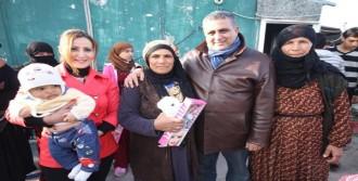 Suriyeli Aileler İçin Umut Oldu