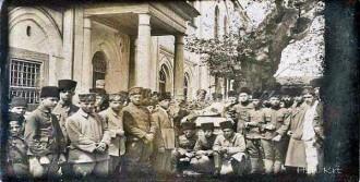 Bursa Ulu Cami'nin Sultan Kapısı Açılıyor