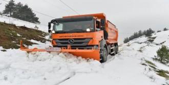 Bursa'da 121 Köy Yolu Ulaşıma Açıldı