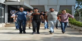 Bursa'da 2 Kişiyi Ormana Kaçırıp Döven 10 Kişi Yakalandı