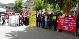 Bursa'da 80'inci Sessiz Çığlık Eylemi