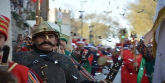 Bursa'da Fetih Yürüyüşü