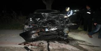 Bursa'da Trafik Kazası; 1 Ölü