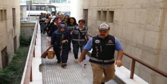 Bursa'daki Fetö Operasyonunda Gözaltına Alınan 10 Kişi Adliyede