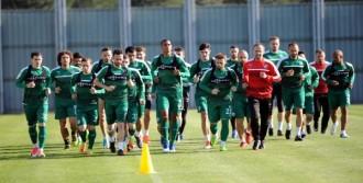 Bursaspor, Akhisar Hazırlıklarını Sürdürdü