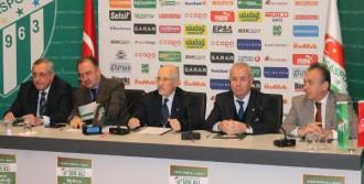 'Bursaspor'un Satılık Futbolcusu Yok'