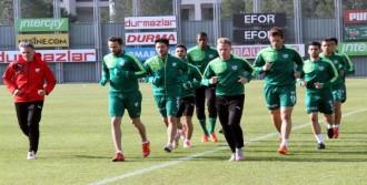 Bursaspor Kupadan Sonra Ara Vermedi