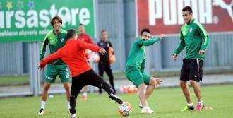 Bursaspor, Osmanlıspor Hazırlıkları Devam Ediyor