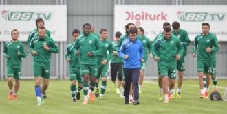 Bursaspor Sezonu Açıyor