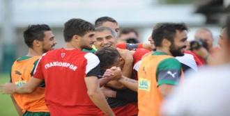 Bursaspor Trabzonspor'un Tesislerinde Çalıştı