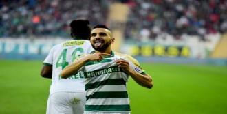 Bursaspor'da Kendilerini Aştılar