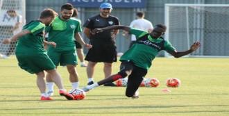Bursaspor'da Tempo Yükseliyor