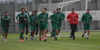 Bursaspor'da Trabzon Hazırlığı Başladı
