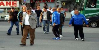 Bursaspor'dan Yazıcı'ya Ziyaret
