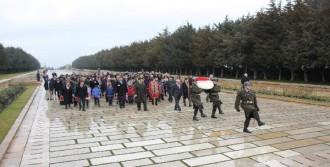 Büyükelçi Anıtkabir'i Ziyaret Etti