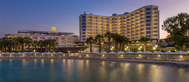 Boyalık Beach Hotel'den Annelere Sürpriz