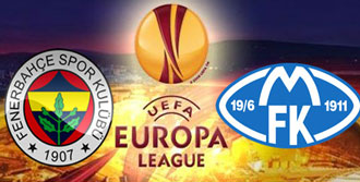 Fenerbahçe Molde'yle Avrupa Yolunda