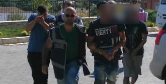 Villalardaki Hırsızlığa 3 Tutuklama