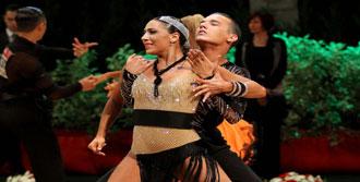 Aşka Dans Büyük İlgi Gördü