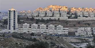 Kudüs'e Konut Çalışmaları