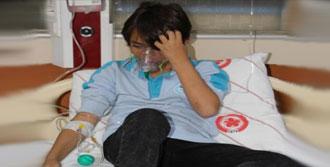 Öğrenciler Gıda Zehirlenmesi Şüphesiyle Hastaneye Kaldırıldı